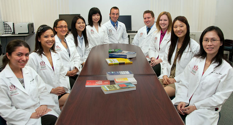 loma linda university pharmacy residency program  a course