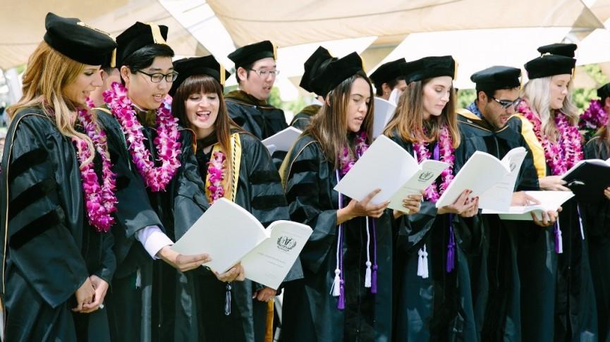 School of Pharmacy Graduation